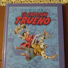 Tebeos: EL CAPITAN TRUENO, VOLUMEN 1 COLOR NUEVO. Lote 195250561