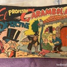 Tebeos: PROFESOR CARAMBOLA 2ª Nº 1-3-4-5-7-8 Y 14 SE VENDEN SUELTOS. Lote 195444000