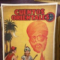 Tebeos: CUENTOS ORIENTALES. Lote 195444221