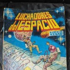 Tebeos: LUCHADORES DEL ESPACIO LOTE DE 15 COMICS NUMERADOS DE 1 AL 15 . Lote 195487606