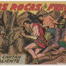 Tebeos: CAPITAN VALIENTE Nº 8 (MAGA 1957). Lote 195612525