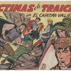 Tebeos: CAPITAN VALIENTE Nº 7 (MAGA 1957). Lote 195612593