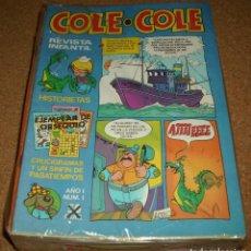 Tebeos: COLE COLE COLECC. COMPLETA Y PERFECTA DE BRUGUERA.-LEER Y VER FOTOS. Lote 195891732