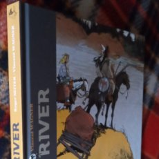 Tebeos: WILD RIVER - ROGER SEITER Y VINCENT WAGNER - EDITORIAL PONENT MON. Lote 196349536