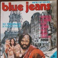 Tebeos: SUPER BLUE JEANS, Nº 18 - NUEVA FRONTERA. Lote 196365950