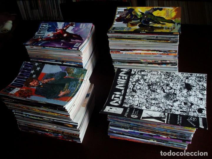 GRAN COLECCIÓN DOLMEN REVISTA SOBRE CÓMICS 215 NÚMEROS (2 AL 217 + 4 EXTRAS) (Tebeos y Comics - Tebeos Colecciones y Lotes Avanzados)