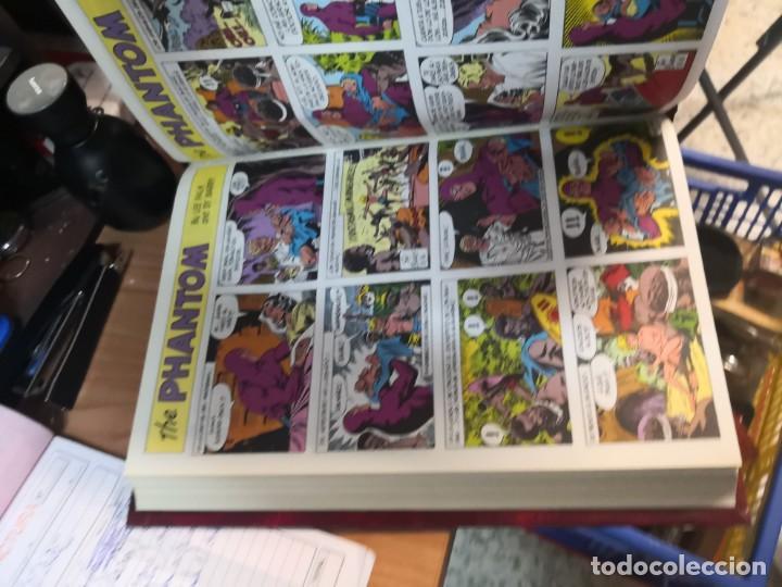 Tebeos: Coleccion 3 libros El hombre enmascarado the phantom 2 de tiras diarias y 1 páginas dominicales - Foto 6 - 196665940