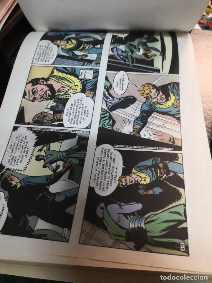 Tebeos: 2 libro flash Gordon(daily strips TIRas diarias 30-10-54 A 12-4-57 y 26-9-59 A 23-12-61 - Foto 5 - 196667488