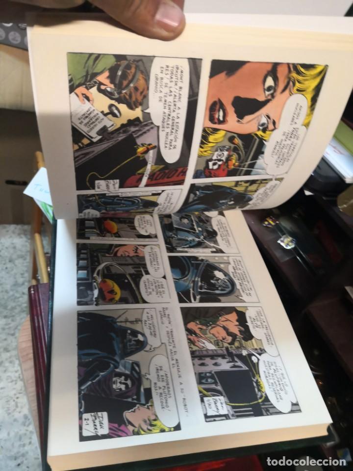Tebeos: 2 libro flash Gordon(daily strips TIRas diarias 30-10-54 A 12-4-57 y 26-9-59 A 23-12-61 - Foto 7 - 196667488