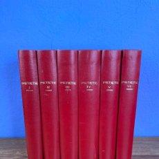 Tebeos: COLECCION PETETE DESDE EL NUMERO 1 AL 169 - INCLUYE COLECCIONABLE. Lote 196814338