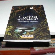Livros de Banda Desenhada: CORINA Y EL PISTOLERO. Lote 196824287