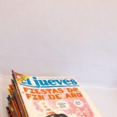 Tebeos: REVISTA EL JUEVES AÑO 2003 COMPLETO 53 NUMEROS. Lote 196867101
