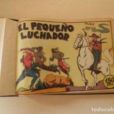 Livros de Banda Desenhada: COLECCION COMPLETA DE EL PEQUEÑO LUCHADOR.. Lote 196930375