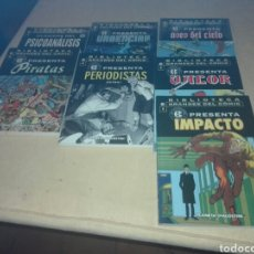 Tebeos: GRANDES DEL COMICS,BIBLIOTECA MARVEL,COMPLETA. Lote 197536246