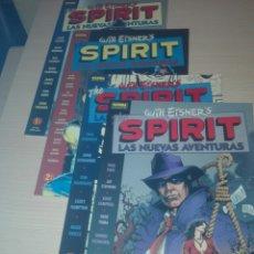 Livros de Banda Desenhada: SPIRIT,,NUEVAS AVENTURAS,COMPLETA. Lote 197690083