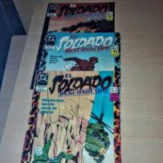 Tebeos: EL SOLDADO DESCONOCIDO,COMPLETA,DC. Lote 197690925