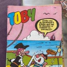 Livros de Banda Desenhada: TOBY Nº 4-7 Y 18 SE VENDEN SUELTOS. Lote 198423926