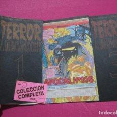 Livros de Banda Desenhada: TERROR A MEDIANOCHE 3 COMPLETA FORUM .. Lote 198573227