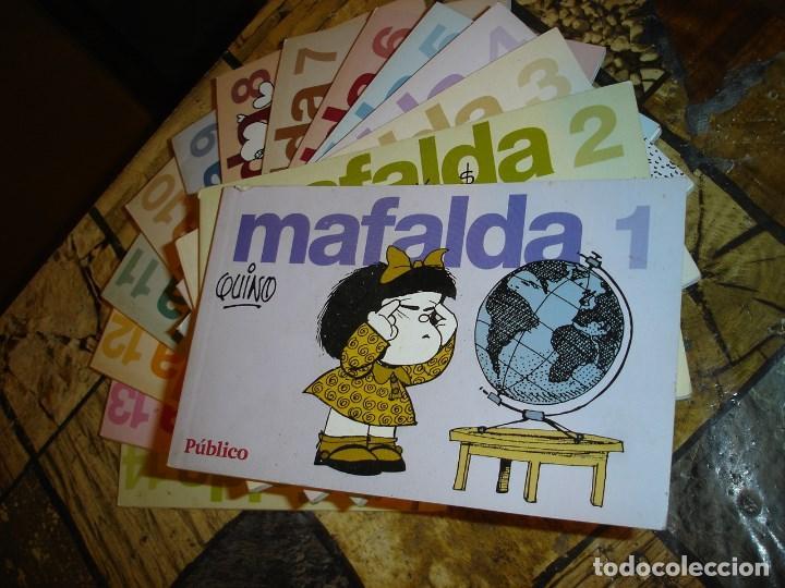 Tebeos: coleccion completa de las tiras de Mafalda de Quino ver fotos - Foto 2 - 198589317