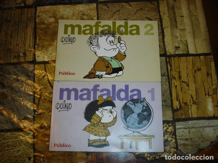 Tebeos: coleccion completa de las tiras de Mafalda de Quino ver fotos - Foto 3 - 198589317