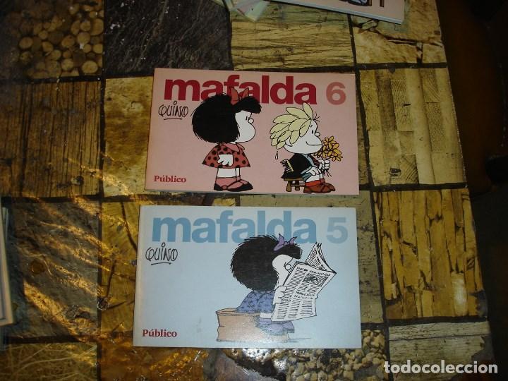 Tebeos: coleccion completa de las tiras de Mafalda de Quino ver fotos - Foto 5 - 198589317