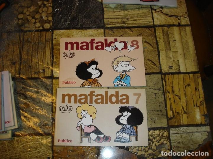 Tebeos: coleccion completa de las tiras de Mafalda de Quino ver fotos - Foto 6 - 198589317