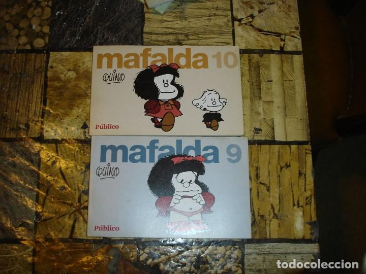 Tebeos: coleccion completa de las tiras de Mafalda de Quino ver fotos - Foto 7 - 198589317