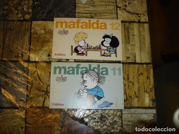 Tebeos: coleccion completa de las tiras de Mafalda de Quino ver fotos - Foto 8 - 198589317