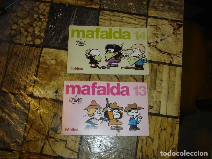 Tebeos: coleccion completa de las tiras de Mafalda de Quino ver fotos - Foto 9 - 198589317