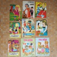 Tebeos: LOTE 13 COMICS ANTIGUOS ALGUNOS TROQUELADOS - AÑOS 70 - 80. Lote 198758355