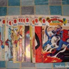 Giornalini: SUPER HÉROES ESPECIAL, 1974, COMPLETA, 15 NÚMEROS, VERTICE, BUEN ESTADO. COLECCIÓN A.T.. Lote 198891450