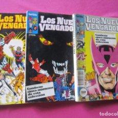 Tebeos: LOS NUEVOS VENGADORES 1 AL 15 EN TOMOS EDITORIAL FORUM.. Lote 199049578