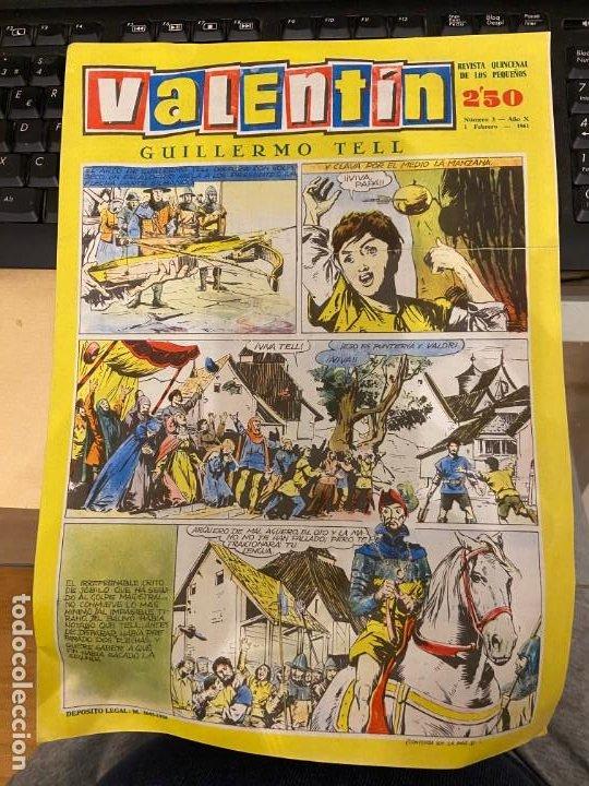 VALENTIN 3ª EPOCA COMPLETA DEL 1 AL 24 COMO NUEVOS SOLO EL 7 FALTA UN TROCITO PORTADA (Tebeos y Comics - Tebeos Colecciones y Lotes Avanzados)