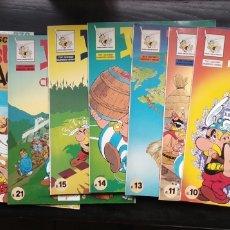 Tebeos: 7 COMICS DE ASTÉRIX EN INGLES. Lote 199264977