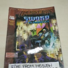 Tebeos: FIRE FROM HEAVEN (SWORD OF DAMOCLES) COLECCIÓN COMPLETA 20 Nº, EDITORIAL PLANETA.. Lote 199361978