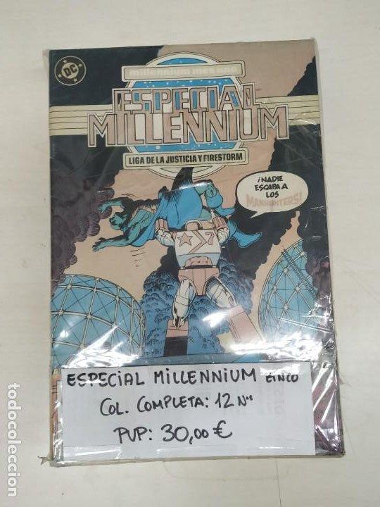 ESPECIAL MILENNIUM, COLECCIÓN COMPLETA: 12 Nº, EDITORIAL ZINCO. (Tebeos y Comics - Tebeos Colecciones y Lotes Avanzados)
