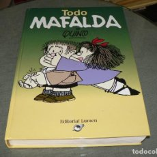 Livros de Banda Desenhada: GRAN TOMO DE TODO MAFALDA CON 660 PAGINAS. Lote 199410056