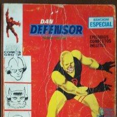 Tebeos: DAN DEFENSOR (DARE DEVIL), Nº 5 - V-1, VERTICE (TACO) 1969 - VER FOTOS Y DESCRIPCIÓN. Lote 200061645