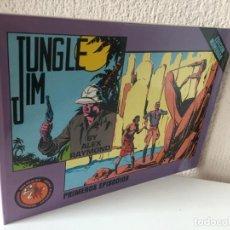 Tebeos: JUNGLE JIM - PRIMEROS EPISODIOS MÁS NUMEROS 1 Y 2 - EDICIONES ESEUVE - ART COMICS - 1991 - ¡NUEVO!. Lote 200162603