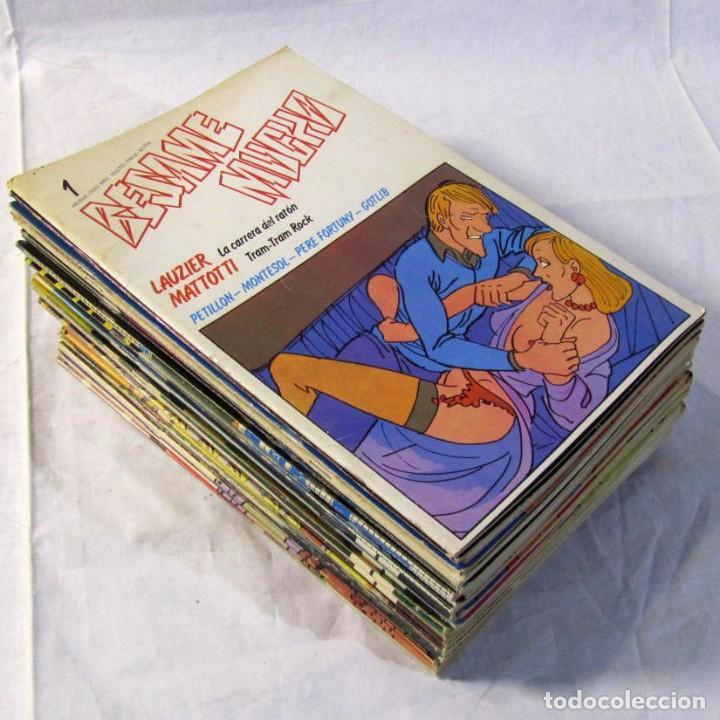 BESAME MUCHO, 29 NÚMEROS, COLECCIÓN CASI COMPLETA (SOLO FALTA EL NÚMERO 23) (Tebeos y Comics - Tebeos Colecciones y Lotes Avanzados)