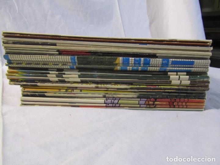 Tebeos: Besame mucho, 29 números, colección casi completa (solo falta el número 23) - Foto 2 - 200173153