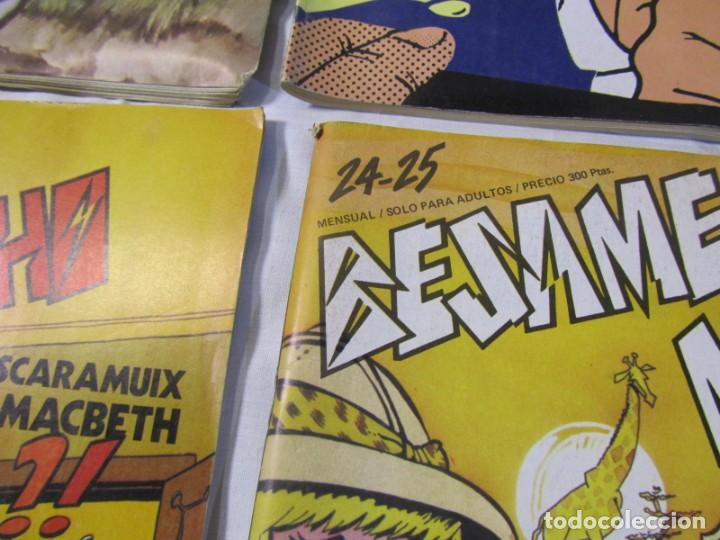 Tebeos: Besame mucho, 29 números, colección casi completa (solo falta el número 23) - Foto 10 - 200173153