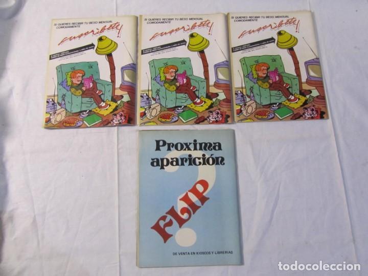 Tebeos: Besame mucho, 29 números, colección casi completa (solo falta el número 23) - Foto 13 - 200173153