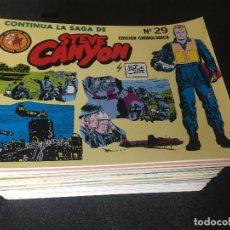 Tebeos: STEVE CANYON COMPLETA 29 TOMOS - MILTON CANIFF - EDICIONES ESEUVE - ART COMICS - 1988 - ¡NUEVA!. Lote 200357183
