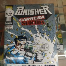 BDs: PUNISHER CARRERA SUICIDA, SERIE LIMITADA 6 Nº, EDITORIAL FORUM.. Lote 200616663