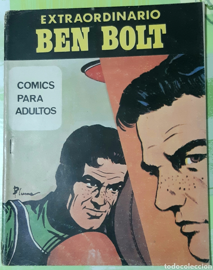 Tebeos: TEBEOS-COMICS CANDY - BEN BOLT EXTRAORDINARIO - 10 EJ. COMPLETA MAISAL - AA98 - Foto 5 - 203079965