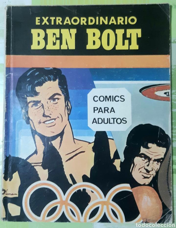 Tebeos: TEBEOS-COMICS CANDY - BEN BOLT EXTRAORDINARIO - 10 EJ. COMPLETA MAISAL - AA98 - Foto 7 - 203079965