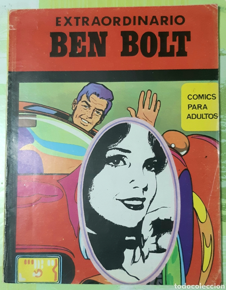 Tebeos: TEBEOS-COMICS CANDY - BEN BOLT EXTRAORDINARIO - 10 EJ. COMPLETA MAISAL - AA98 - Foto 9 - 203079965