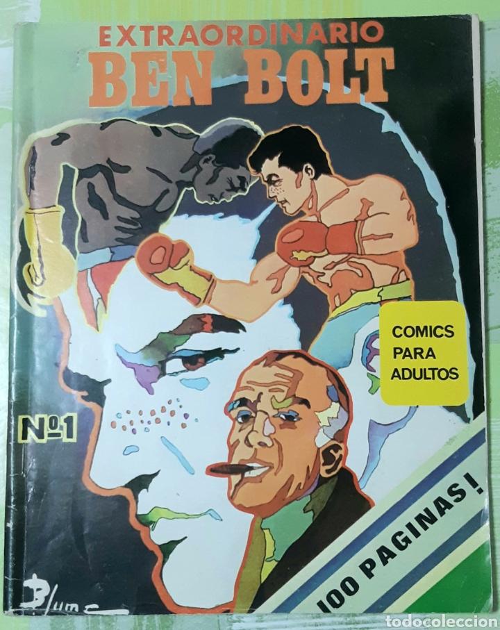 TEBEOS-COMICS CANDY - BEN BOLT EXTRAORDINARIO - 10 EJ. COMPLETA MAISAL - AA98 (Tebeos y Comics - Tebeos Colecciones y Lotes Avanzados)