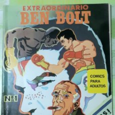 Tebeos: TEBEOS COMICS CANDY - BEN BOLT EXTRAORDINARIO - MAISAL- COMPLETA - AA98. Lote 203079965